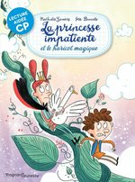 Vente EBooks : La Princesse impatiente et le haricot magique Lecture aidée CP  - Nathalie Somers