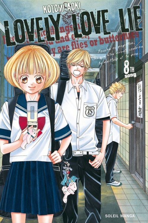 Lovely love lie T.8