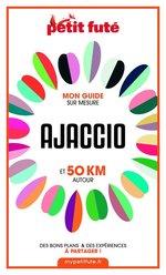 Vente EBooks : AJACCIO ET 50 KM AUTOUR 2021 Carnet Petit Futé  - Dominique Auzias - Jean-Paul Labourdette
