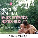 Vente AudioBook : Leurs enfants après eux  - Nicolas Mathieu