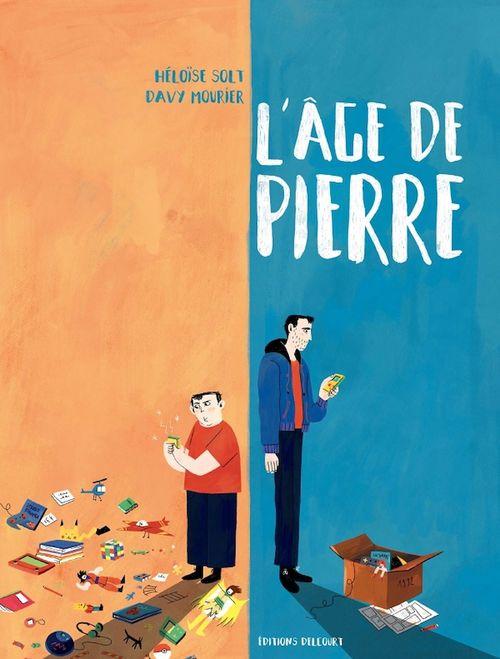 L'Âge de Pierre  - Davy Mourier