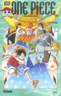 One Piece T.35 ; Capitaine