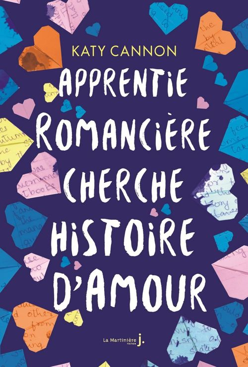 Apprentie romancière cherche histoire d'amour