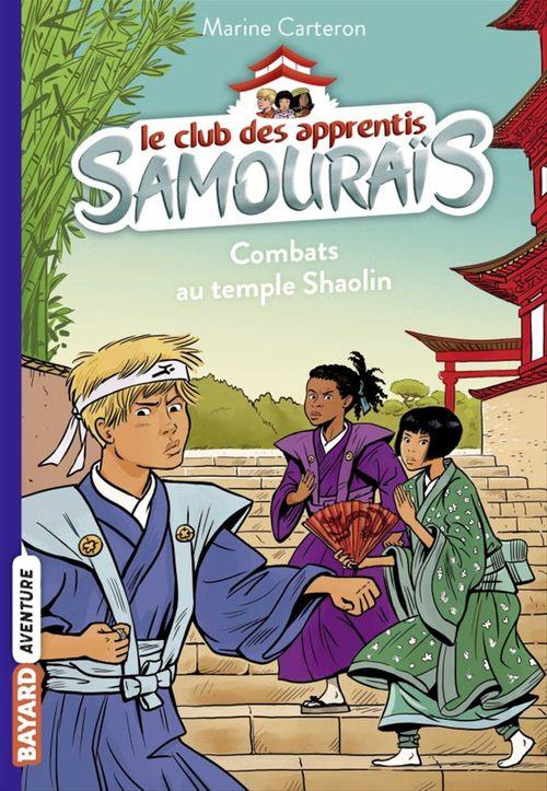 Le club des apprentis samouraïs, Tome 02