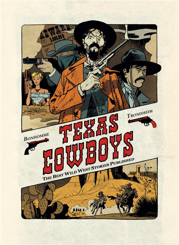 TEXAS COWBOYS T.1