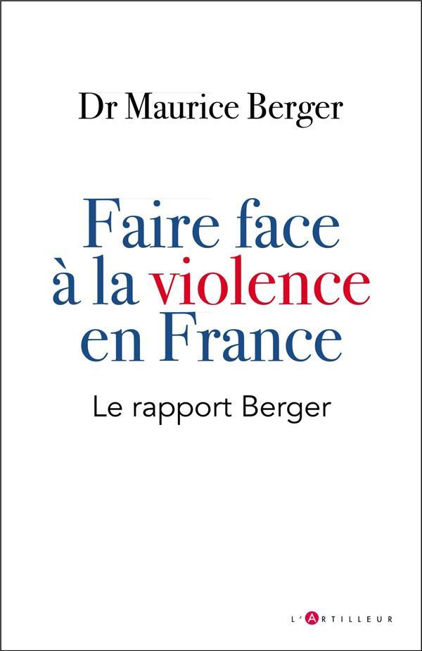 Faire face a la violence en France : le rapport Berger