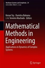 Mathematical Methods in Engineering  - J. A. Tenreiro Machado - Dumitru Baleanu - Kenan Tas