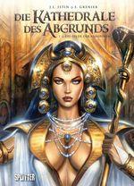 Vente Livre Numérique : Die Kathedrale des Abgrunds Bd. 2: Die Gilde der Assassinen  - Jean-Luc Istin
