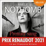 Vente AudioBook : Premier sang  - Amélie Nothomb