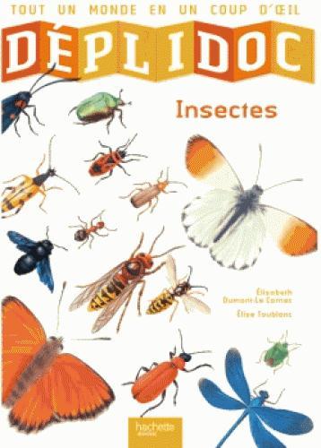 DEPLIDOC ; insectes