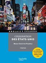 Vente EBooks : HU - Civilisation des États-Unis (8e édition)  - Marie-Christine Pauwells-Bourel
