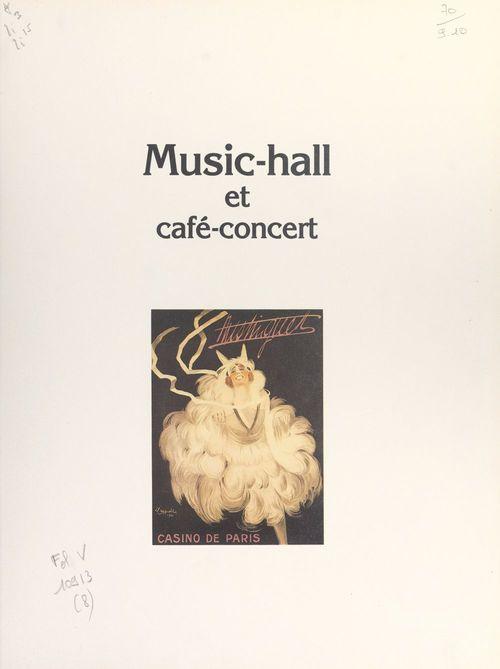 Music-hall et café-concert