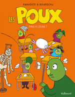 Vente Livre Numérique : Les poux t.2 ; tous à l'école  - Vincent Bourgeau - Cédric Ramadier