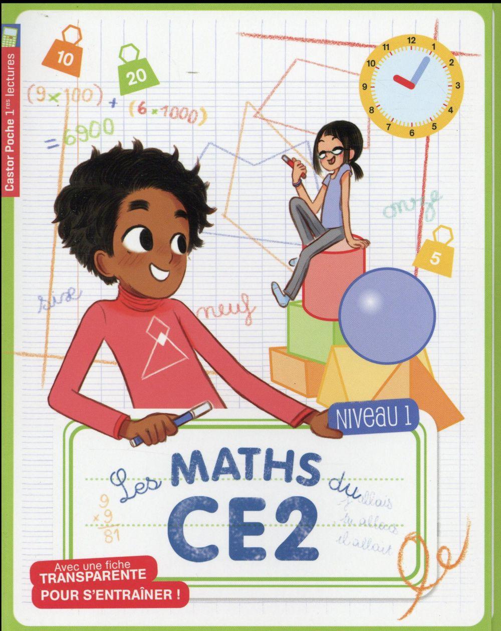 Les maths du CE2, niveau 1