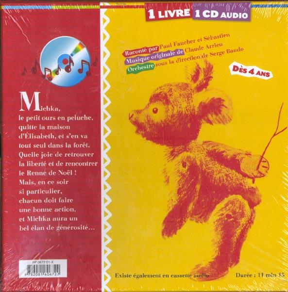 michka + cd audio
