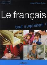 Vente Livre Numérique : Le français  - Jean-Pierre Colin