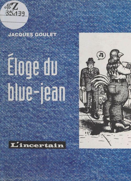 Éloge du blue-jean