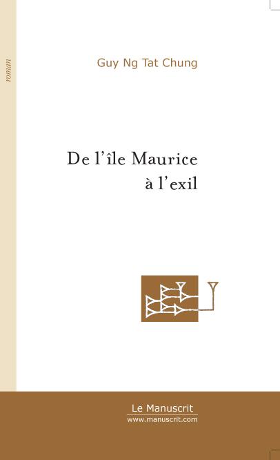De l'ile maurice a l'exil