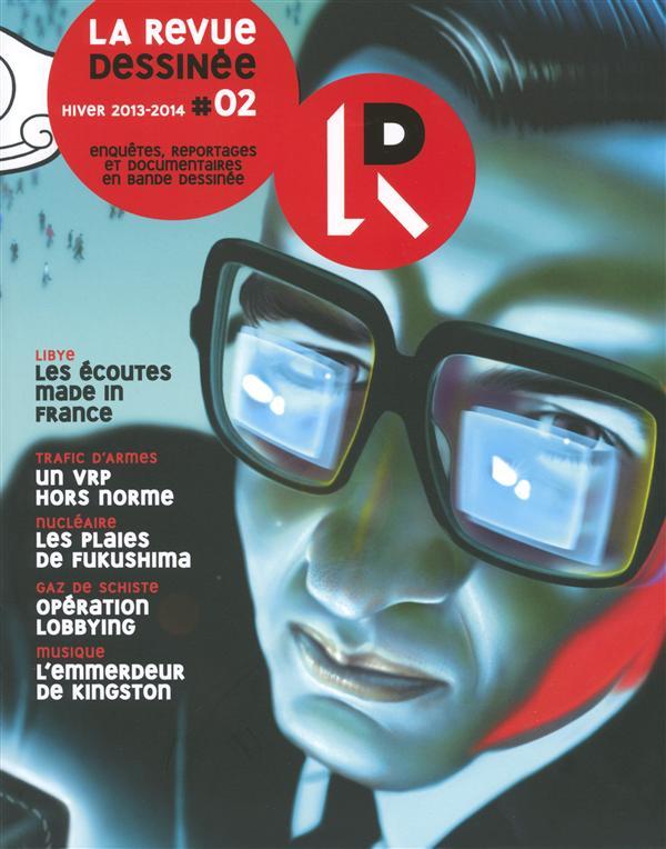La revue dessinee n.2