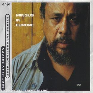 Mingus In Europe