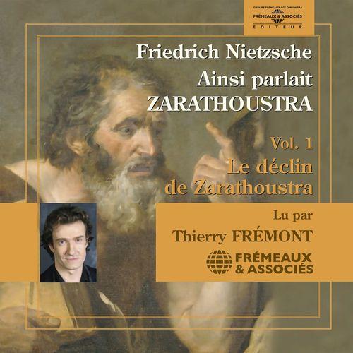 Vente AudioBook : Ainsi parlait Zarathoustra (Volume 1)  - Friedrich NIETZSCHE