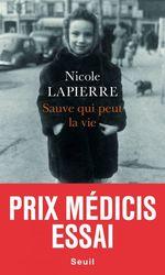 Vente EBooks : Sauve qui peut la vie  - Nicole Lapierre