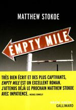 Empty Mile  - Matthew Stokoe