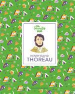 Couverture de Les grandes vies ; henry david thoreau