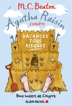Vente Livre Numérique : Agatha Raisin enquête 6 - Vacances tous risques  - M.C. Beaton
