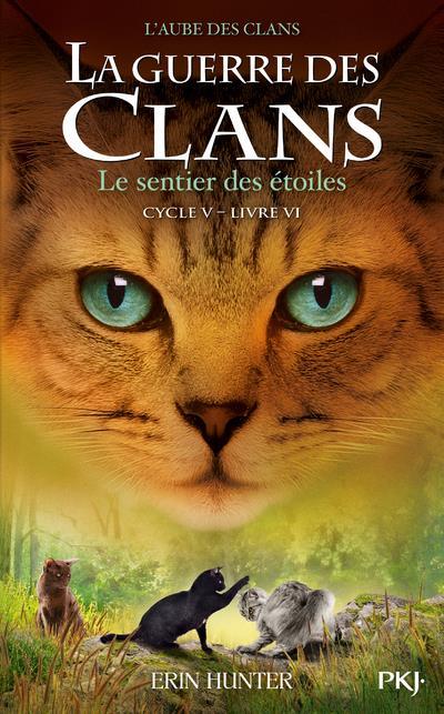 la guerre des clans - cycle 5 ; l'aube des clans t.6 ; le sentier des étoiles