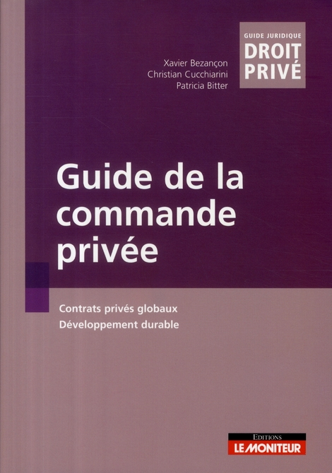 Guides De La Commande Privee