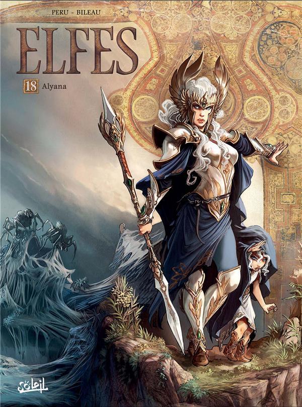 Elfes T.18 ; Alyana