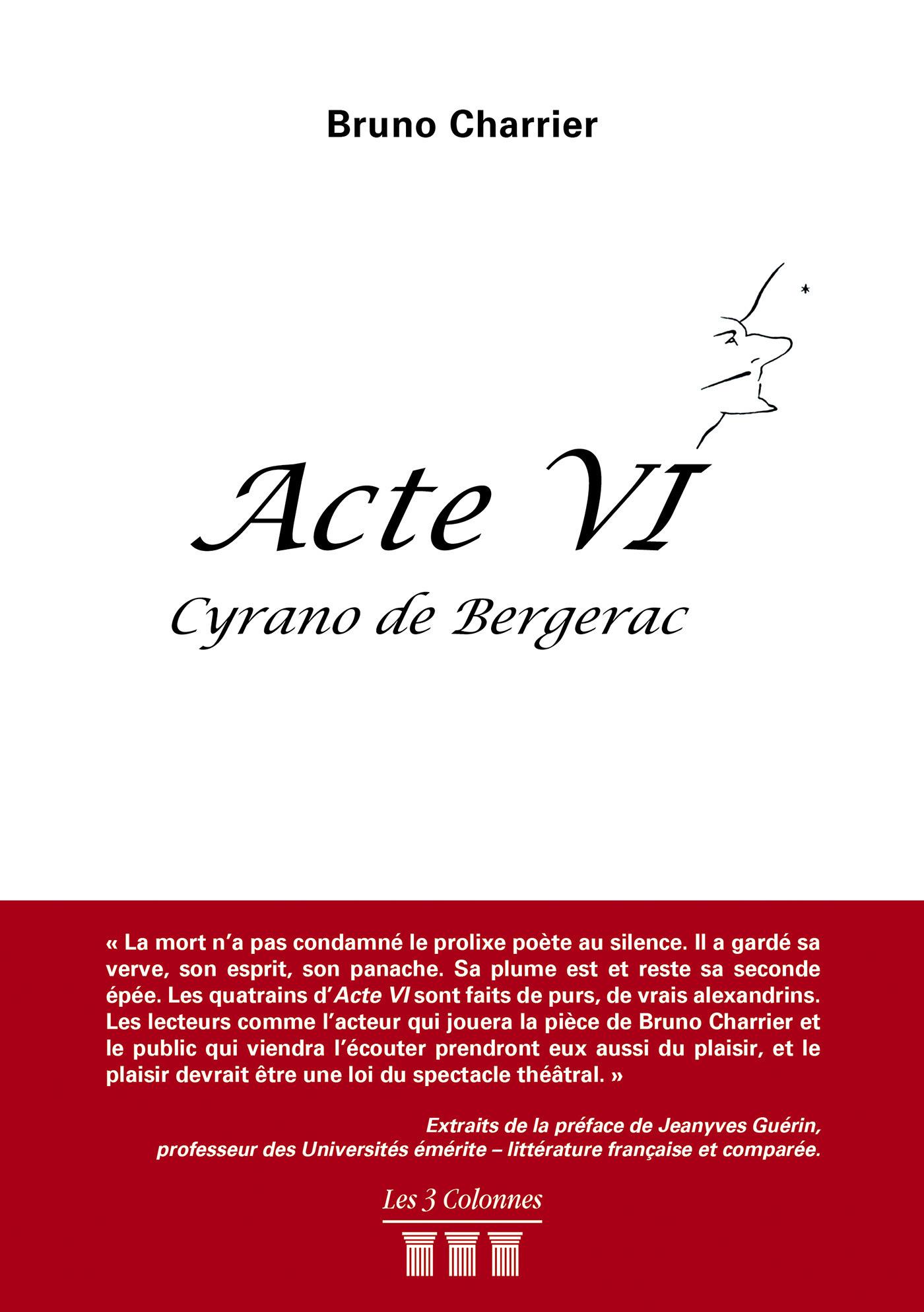 Acte VI ; Cyrano de Bergerac