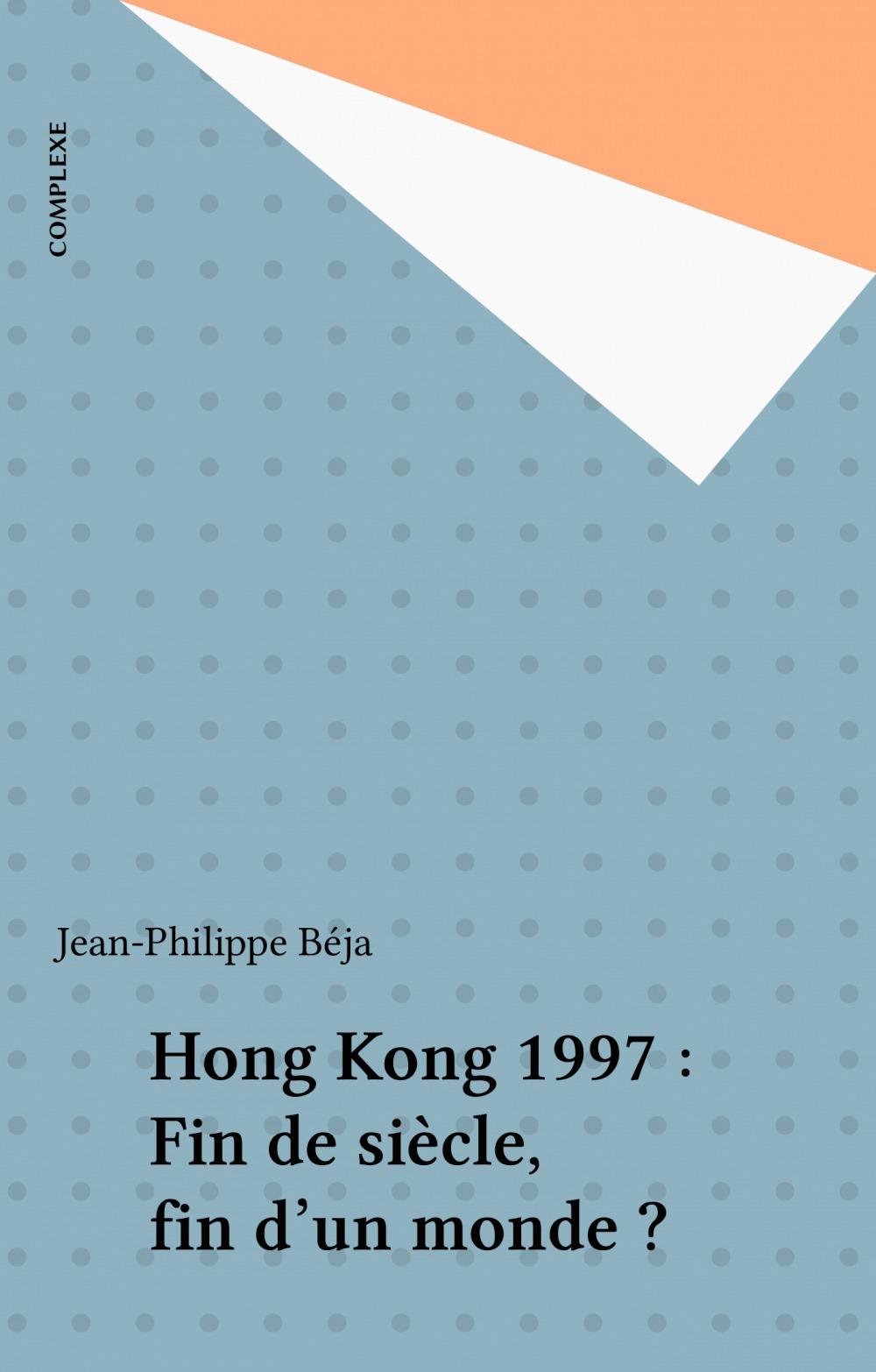 Hong kong, 1997