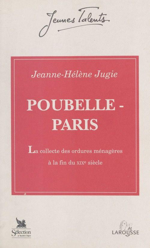 Poubelle - Paris (1883-1896)