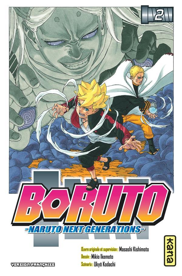 Boruto - Naruto next generations t.2