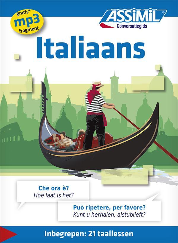 Guides de conversation ; italiaans
