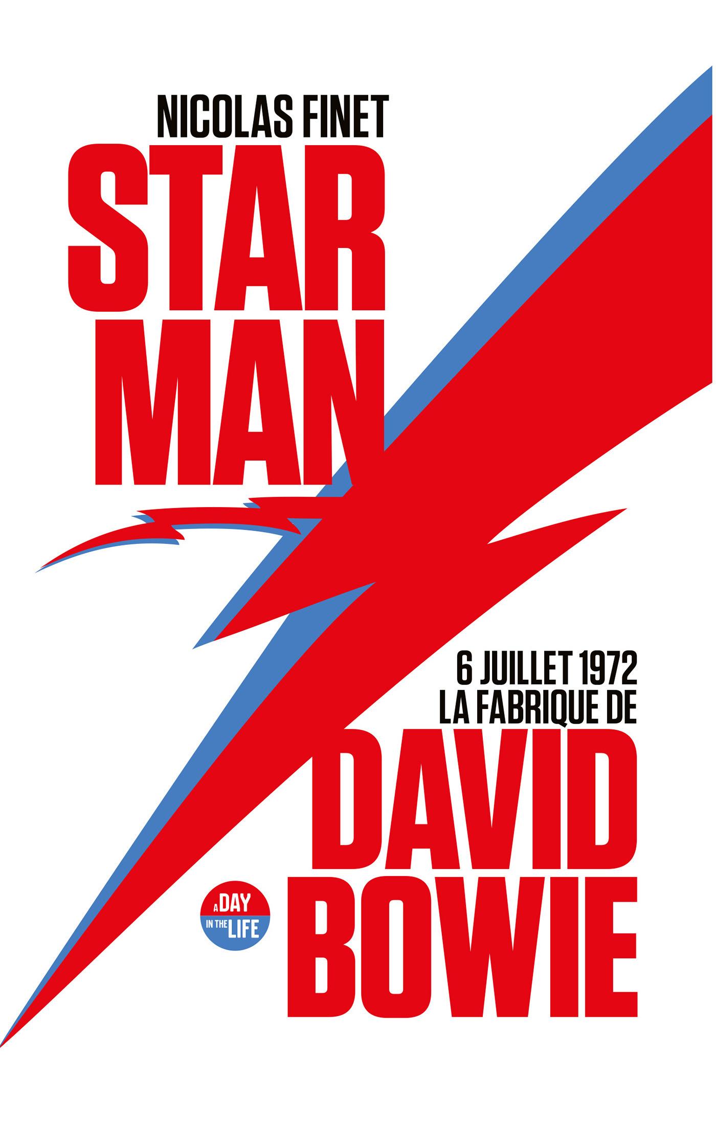 Starman, la fabrique de David Bowie