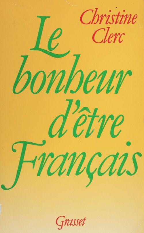 Le Bonheur d'être français