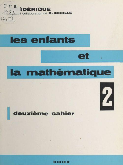 Les enfants et la mathématique (2)