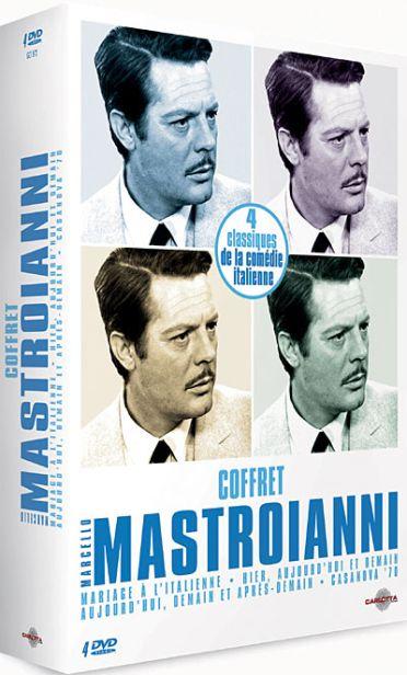 Coffret Marcello Mastroiani