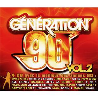 génération 90 /vol.2