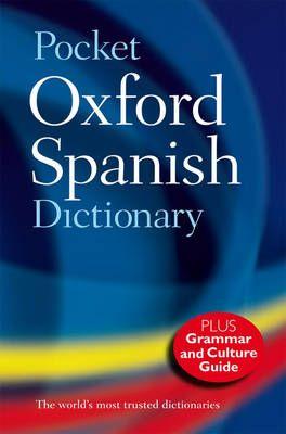 POCKET OXFORD SPANISH DICTIONARY - 3RD EDITION