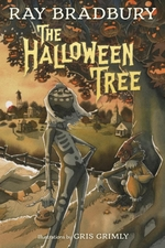 Vente Livre Numérique : The Halloween Tree  - Ray Bradbury