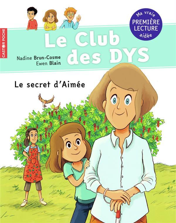 Le club des Dys T.6 ; le secret d'Aimée