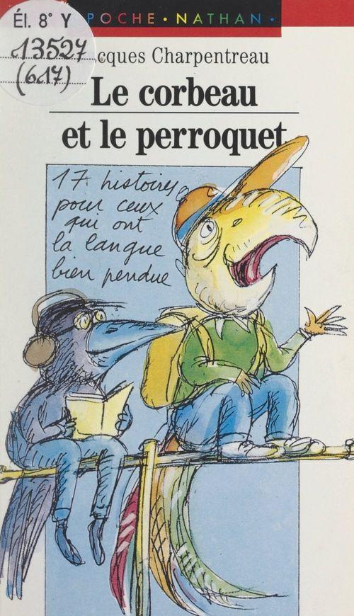 Le corbeau et le perroquet