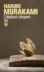 Couverture de L'Elephant S'Evapore