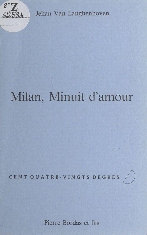 Milan, minuit d'amour