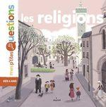 Vente Livre Numérique : Les religions  - Pascale Hédelin