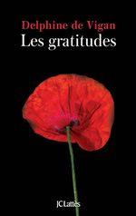 Vente EBooks : Les gratitudes  - Delphine de Vigan